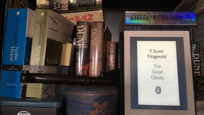 Great Gatsby-Jer's Bookshelf