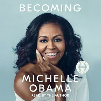Best audiobooks of 2018 - Michelle Obama Becoming