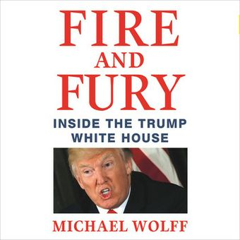 Fire and Fury audiobook