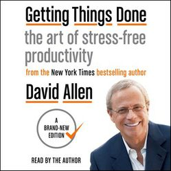 audiobooks for getting things done