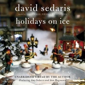 Audiobooks for the holidays, David Sedaris