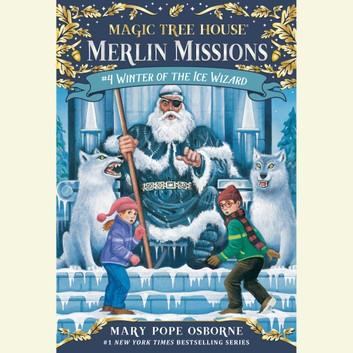 Audiobooks for the holidays, kids winter read